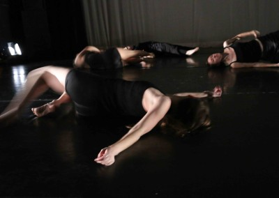Choreography by Brigitta Herrmann; 'Not One Would Care', 2014, Original Music by Jessica Rudman-