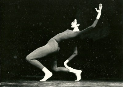 "Brigitta Herrmann; Solo ""Ambiance"", 1963"
