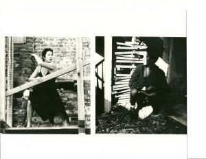 """Ausdrukstanz studio """"DanceWorkspace """" 1989-1996 Brigitta Herrmann"""