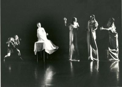Choreography by Brigitta Herrmann